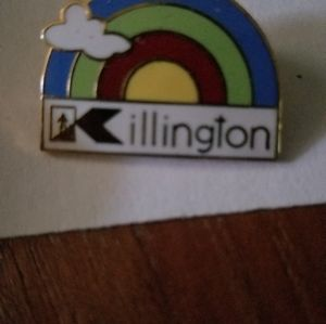 Killington Vermont Ski Area Pin
